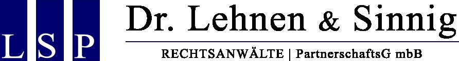 Dr. Lehnen & Sinnig Rechtsanwälte PartG mbB