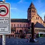 Dieselfahrverbot in Mainz