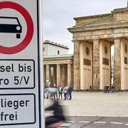 Fahrverbot für Diesel in Berlin