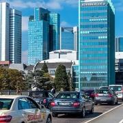 Dieselfahrverbot in Frankfurt