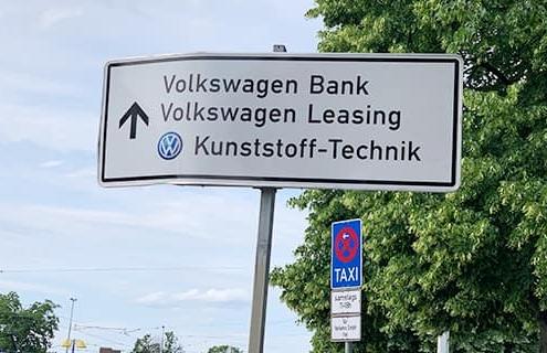 Prozess gegen die Volkswagenbank