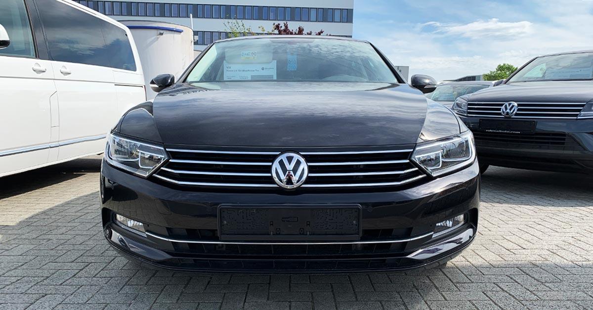 Zweifelhaftes Vorgehen bei VW Software-Updates